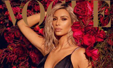 Θύελλα αντιδράσεων για το εξώφυλλο της ινδικής Vogue με την Kim