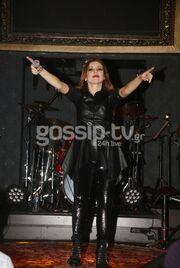 Η Ευρυδίκη έκανε πρεμιέρα με guest την… Πέγκυ Ζήνα