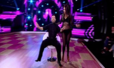 DWTS 6: O sexy χορός της Χαραλαμπίδου που τρέλανε το κοινό