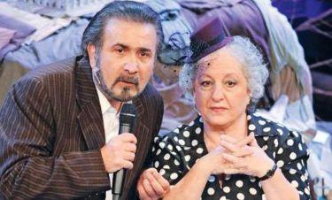 Ελένη Γερασιμίδου: Αποκαλύπτει για πρώτη φορά πώς τα ξαναβρήκε με τον Λαζόπουλο και θα παίξουν μαζί!