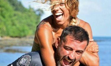 Γιώργος Κατσινόπουλος - Δήμητρα Φραντζή: Εδώ υπάρχει ένας έρωτας μεγάλος