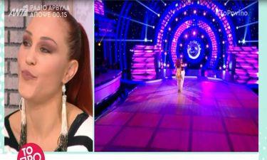 Πηνελόπη Αναστασοπούλου: Οι νέες μπηχτές στους κριτές του Dancing with the Stars