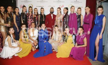 O Spiros Stefanoudakis παρουσίασε τη νέα του συλλογή με guest την Ελένη Χατζίδου