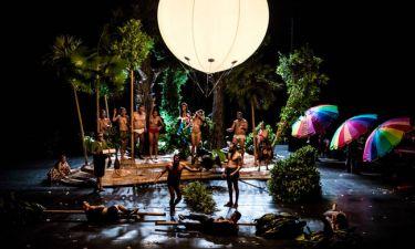 Στέγη: με τις Όρνιθες του Αριστοφάνη επελαύνει στη Νέα Υόρκη