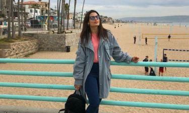 Τόνια Σωτηροπούλου: Για δουλειές και διακοπές στο L.A