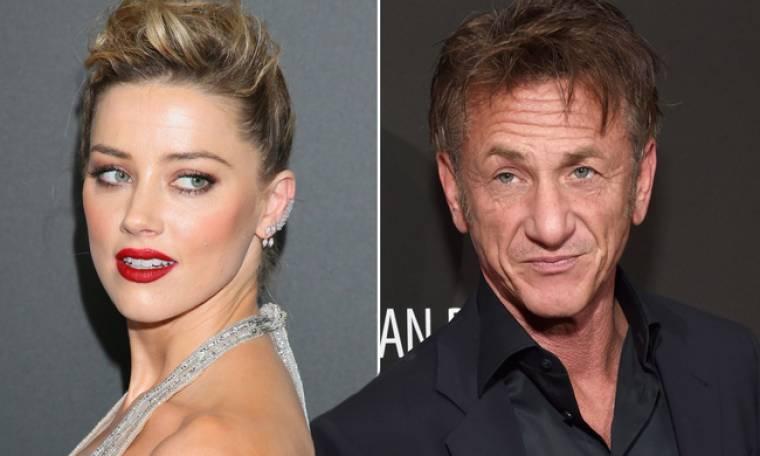 Η Amber Heard στην αγκαλιά του Sean Penn