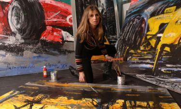 Μίνα Παπαθεοδώρου Βαλυράκη: «Tο έργο του καλλιτέχνη είναι ο ίδιος ο άνθρωπος»