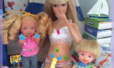 Η Barbie είναι έγκυος και το ανακοίνωσε στο instagram