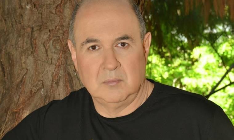 Ηλίας Φιλίππου: «Είχε οίστρο και ίντριγκα να κάνω τον ανώνυμο επώνυμο»