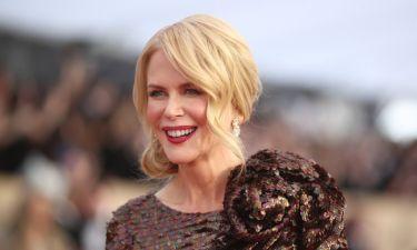 Nicole Kidman: Αγνώριστη για τις ανάγκες του νέου της ρόλου
