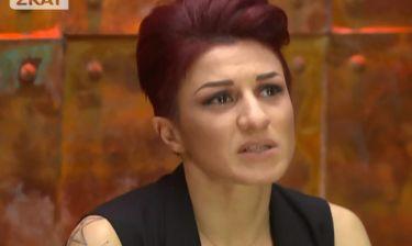 Power Of Love: Κλαούντια: Έβαλε τα κλάματα στο κόκκινο δωμάτιο: «Έχω και μια αξιοπρέπεια»