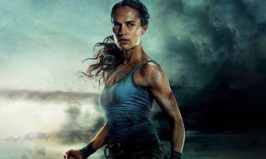 H απίστευτη επίθεση του Twitter στην Alicia Vikander για τον ρόλο της ως Lara Croft