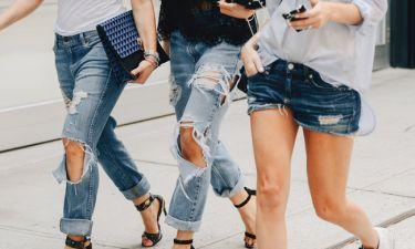 DIY: Πώς να δημιουργήσεις μόνη σου σκισίματα στο jean σου