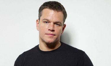 Matt Damon: Φεύγει από τις ΗΠΑ ο ηθοποιός!