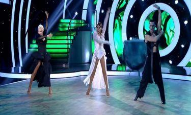 DWTS: Η Λάουρα επέστρεψε στο show για χάρη της Βαλαβάνη