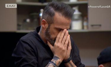 Power of love: Ο Νίκος ένιωσε αδιαθεσία και ζήτησε ν' αποχωρήσει από το gala