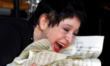 Η διεθνούς φήμης Ελληνίδα σοπράνο Σόνια Θεοδωρίδου τραγουδά Σταύρο Κουγιουμτζή