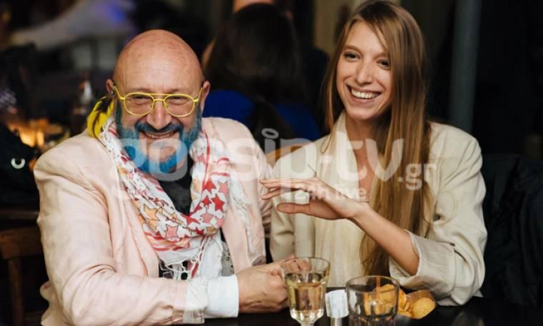 Αυτή είναι η νέα αγαπημένη του σκηνοθέτη Δημήτρη Αρβανίτη! Μοντέλο, σκηνοθέτης και συγγραφέας!