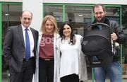 Μαρίνα Ασλάνογλου: Πήρε εξιτήριο από το μαιευτήριο