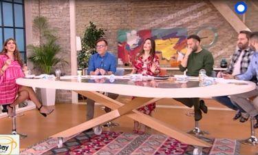 Σταματίνα Τσιμτσιλή: Έδωσε συνεργάτη της on air! Τι του συνέβη;