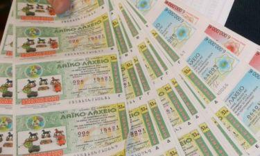 6,2 εκατομμύρια ευρώ κληρώνει το Λαϊκό Λαχείο