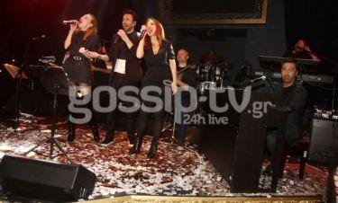Τάμτα-Χριστοφόρου-Ευρυδίκη-Θεοφάνους: Μαζί στην σκηνή!