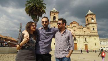 Celebrity travel: Στην Κολομβία με την Αγγελική Δαλιάνη και τον Μάνο Παπαγιάννη