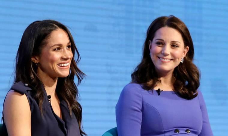 Η Kate Middleton και η Meghan Markle γίνονται emoji
