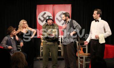 Μια βραδιά για φίλους στην παράσταση «Diavol Kommandant»