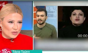 Τάνια Τρύπη: Αποκαλύπτει στο Πρωινό γιατί πέταξε το μικρόφωνο και διέκοψε τη συνέντευξη!