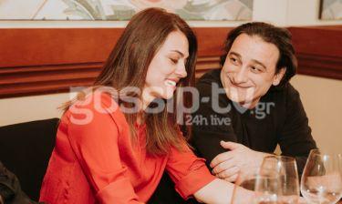 Χαραλαμπόπουλος – Πρίντζου: Έξοδος για το ερωτευμένο ζευγάρι
