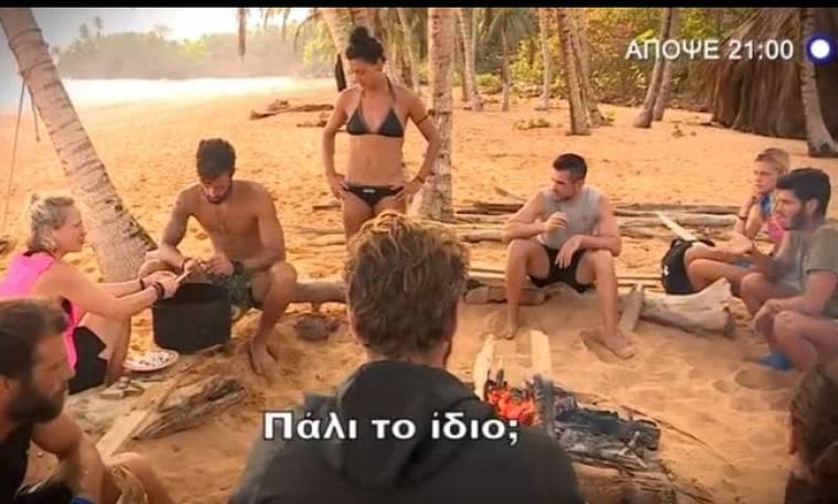 Survivor 2: Σκηνικό... πολέμου στους Μαχητές! Ο καβγάς Ηλία-Τεό και οι μπηχτές των νέων παικτών