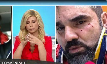 Νάσος Γουμενίδης: «Αύριο θα έχουν και στα χέρια τους το καταγραφικό υλικό από τις κάμερες»