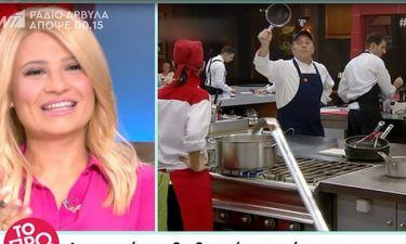 «Επεισόδιο» στο Hell's Kitchen! Έξαλλος ο Μπιμπίλας με τον Μποτρίνι – Τι έγινε;