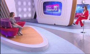 Η Πέννυ Σκάρου στέλνει το δικό της «Πακέτο»