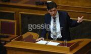 Ο Γεράσιμος Σκιαδαρέσης στη Βουλή