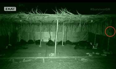 Survivor 2: Νυχτερινές επισκέψεις στην καλύβα των μαχητών
