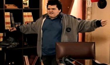 Γιώργος Λιάτης: Ο γιος του Μπαλαφούτη από την «Πολυκατοικία» έχασε 50 κιλά και είναι αγνώριστος