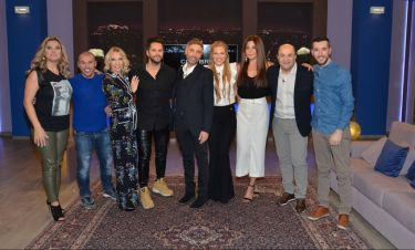 Celebrity Game Night: Κέφι και γέλιο στο νέο επεισόδιο