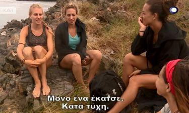 Survivor 2: Δαλάκα-Φαρμάκη: Σχολιάζουν την χθεσινή τους ήττα στο αγώνισμα των κοριτσιών