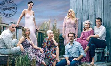«Dawson's Creek»: Οι πρωταγωνιστές της σειράς φωτογραφίζονται 20 χρόνια μετά