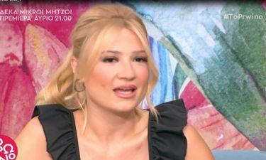 Φαίη Σκορδά: «Ο  Λάτσιος δεν είναι πια στον ΑΝΤ1! Με συγκινεί που…»