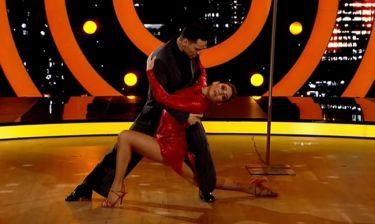 DWTS: Ο sexy χορός της Ευρυδίκης Βαλαβάνη