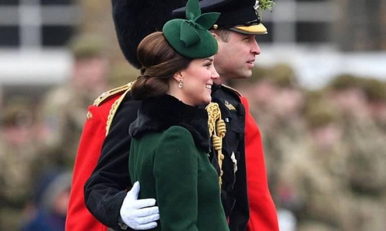 Ο πρίγκιπας William και η Kate Middleton έμαθαν το φύλο του μωρού τους;