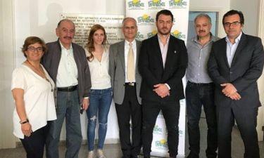 Γιώργος Αγγελόπουλος: Πρεσβευτής φιλανθρωπίας στο Ίδρυμα Ελπίδα