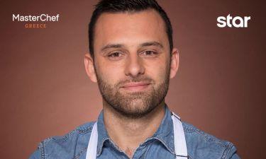 Κωνσταντίνος Συμεωνίδης: Έτσι δικαιολογεί την αποχώρηση του από το Master Chef