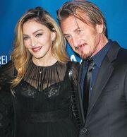 Η εξομολόγηση του Σον Πεν για την Madonna: «Σε αγαπάω περισσότερο τώρα»