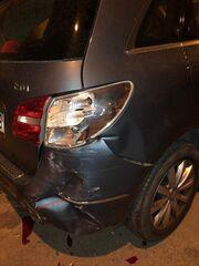 Σοφία Μουτίδου: Της τράκαραν το αυτοκίνητο και η ασφαλιστική αρνείται να την αποζημιώσει