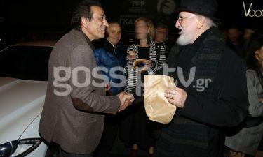 Όταν ο Αντύπας συνάντησε τον Σαββόπουλο