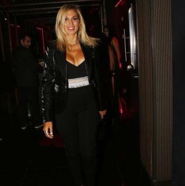 Η Κωνσταντίνα Σπυροπούλου διασκέδασε στο Acro